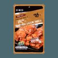 【冷冻】纯味 麻辣鸭脖  84g