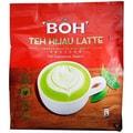 【马来西亚直邮】马来西亚BOH宝乐 绿茶拿铁 324g 12包入