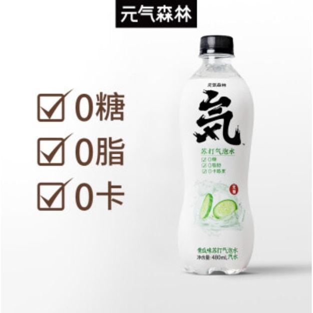 商品详情 - 元气森林苏打气泡水 黄瓜味500ml - image  0