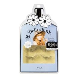 KOJI DOLLY WINK No.24 Natural Baby Eyelashes