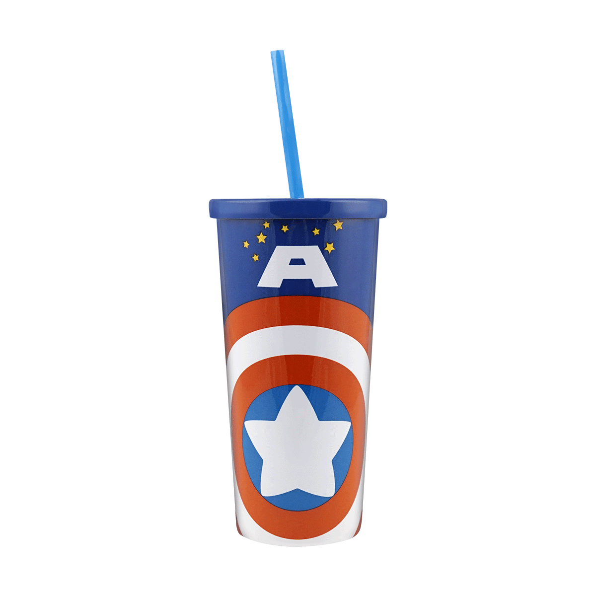 Yamibuy.com:Customer reviews:MARVEL Water Tumbler 500ml #Captain America