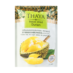 THAYA Freeze Dried Durian 40g