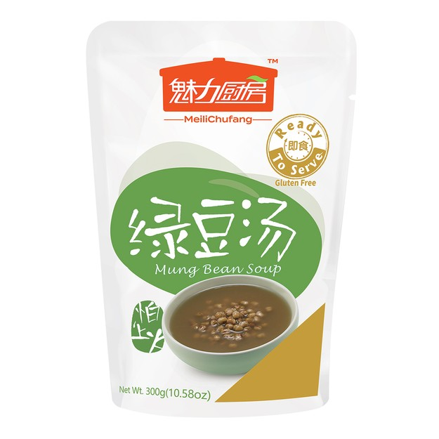 Product Detail - TOTOLE MeiliChufang Green Bean Soup 300g/pouch - image 0