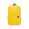 [中国直邮]小米 MI 炫彩小背包 双肩休闲运动男女款学生款书包 4级防泼水 黄色 容积20L 单个装