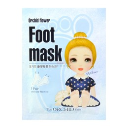 THE ORCHID SKIN Foot Mask 1 Pair