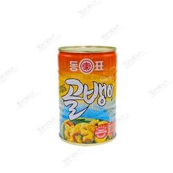 韩国WANG速食海螺肉 罐装 400g