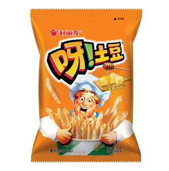 ORION Potato Stix Honey 70g