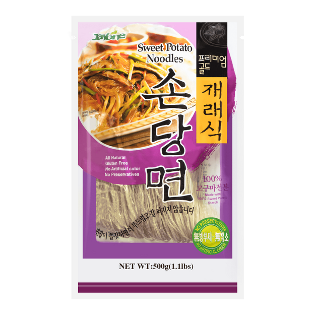 Product Detail - Dried Glass Noodle Sweet Potato 500g - image  0