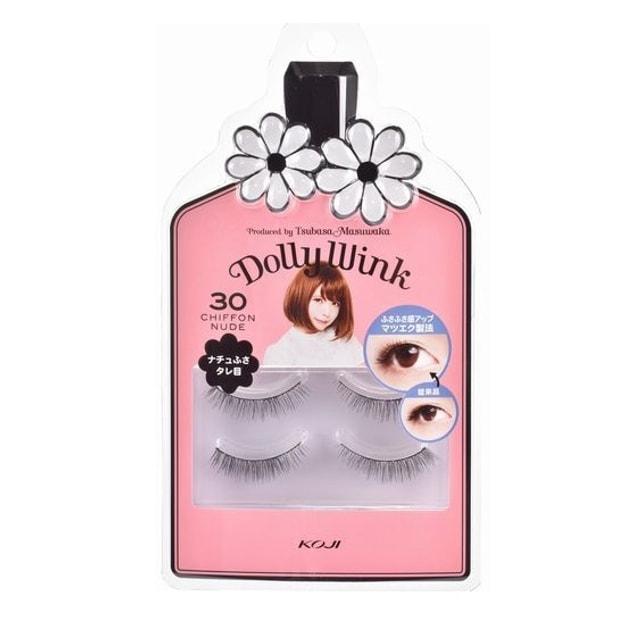 Product Detail - KOJI Dolly Wink Eyelashes #30 - image 0