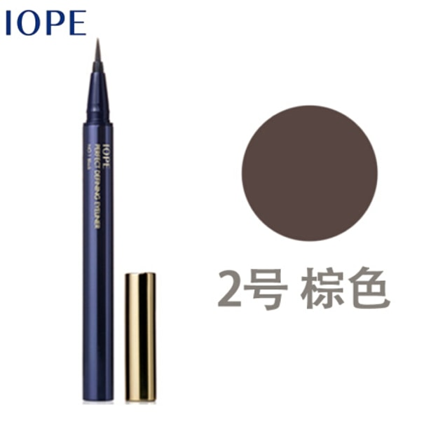 Product Detail - IOPE PERFECT DEFINING EYELINER NO.2 BROWN - image 0