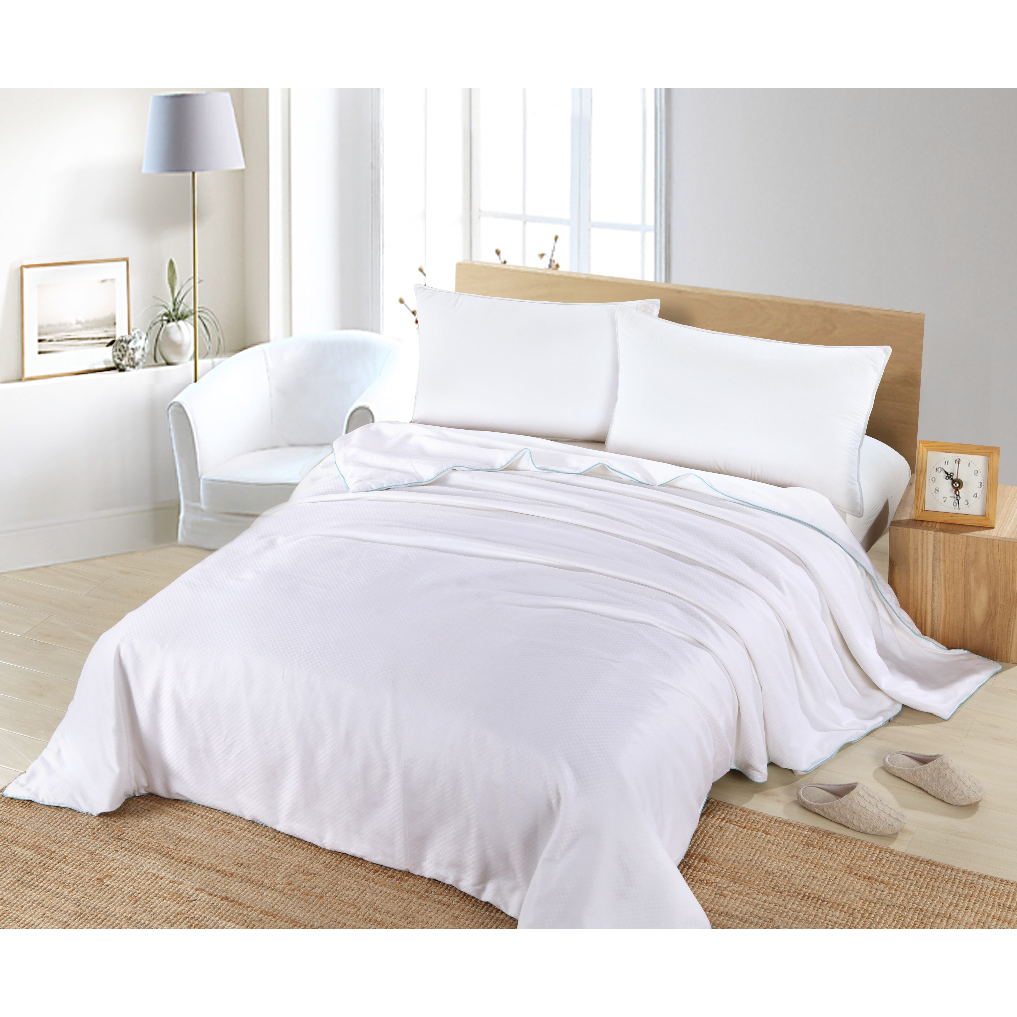 vio mulberry luxurious bedding aus cotton free today comforter silk overstock shipping product bath