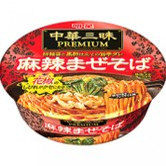 【日本直邮】日本MYOJO明星 中华三味系列 椒麻鸡干拌担担面 114g