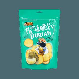 大眼虾 榴梿脆片 70g