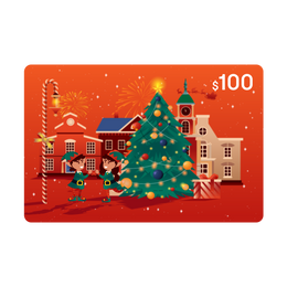 E-giftcard $100