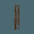 BCL BROWLASH EX Dual Pencil Brow 01 Natural Brown
