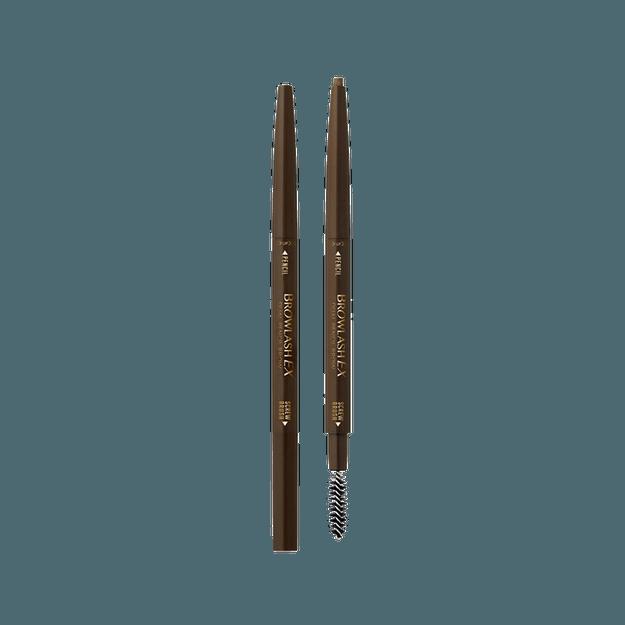 Product Detail - BCL BROWLASH EX Dual Pencil Brow 01 Natural Brown - image 0