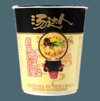 台湾统一汤达人 原蛊鸡汤面 杯装 85g