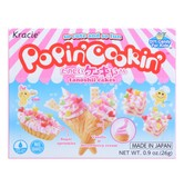 KRACIE Popin Cookin DIY Cake Shop Ice Cream Cone Frosting Desserts 26g
