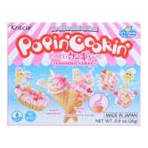 KRACIE Popin Cookin DIY Cake Shop Ice Cream Cone Frosting Desserts 26g