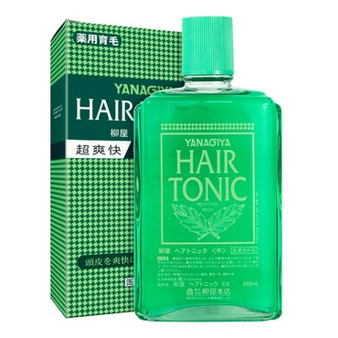 YANAGIYA Hair Tonic 240ml