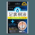 KOKUBO Natural Detox Foot Patch Shea Butter 1 Pair