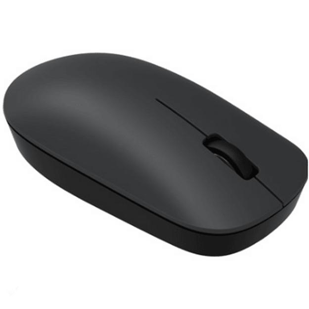 商品详情 - [中国直邮]小米 MI无线鼠标Lite XMWXSB01YM 2.4G无线接收器 1000DPI 低电量提示 黑色 1个装 - image  0