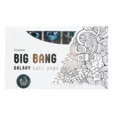 SPARKO SWEETS Galaxy Lollipops Stars Designs Gift Pack 10 Pieces