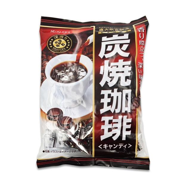 商品详情 - KASUGAI 春日井 炭烧咖啡糖 95g - image  0