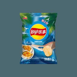 乐事 薯片 蒜蓉烤生蚝味 70g