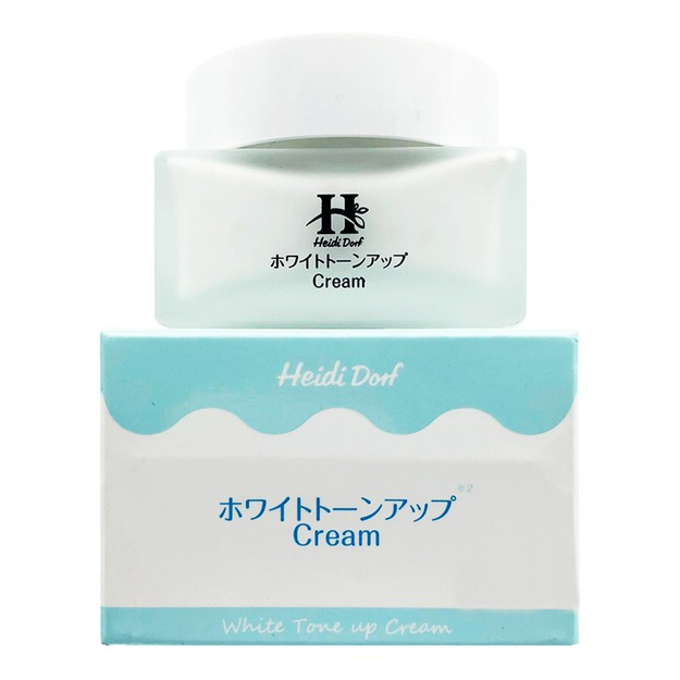 HEIDI DORF White Tone Up Cream 40g