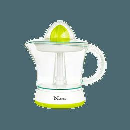 美国NARITA 透明容易清洗柑橘果汁榨汁机 1.25L NJ-120 120V 40 W