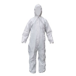 SAFE FIT Cov63 Heavy Duty Coverall Size M 1pc