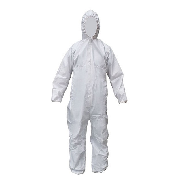 Product Detail - SAFE FIT Cov63 Heavy Duty Coverall Size M 165cm-176cm 1pc - image 0