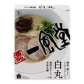 【日本直邮】博多第一拉面 一风堂原味白丸拉面煮面版 1盒