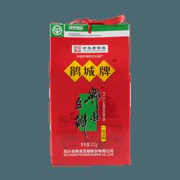 鹃城牌 郫县一级豆瓣酱 227g 中国非物质文化遗产