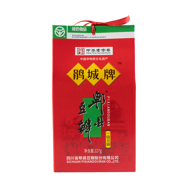 Product Detail - PI XIAN Broad Bean Paste 227g - image 0