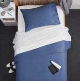 BOXT TEDDY [Designed For Students] All Cotton 4 Pieces Bedding Set #Auckland Twin XL