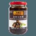 香港李锦记 蒜蓉豆豉酱 368g