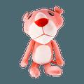 名创优品Miniso 粉红豹系列 Q版 公仔 (粉色)
