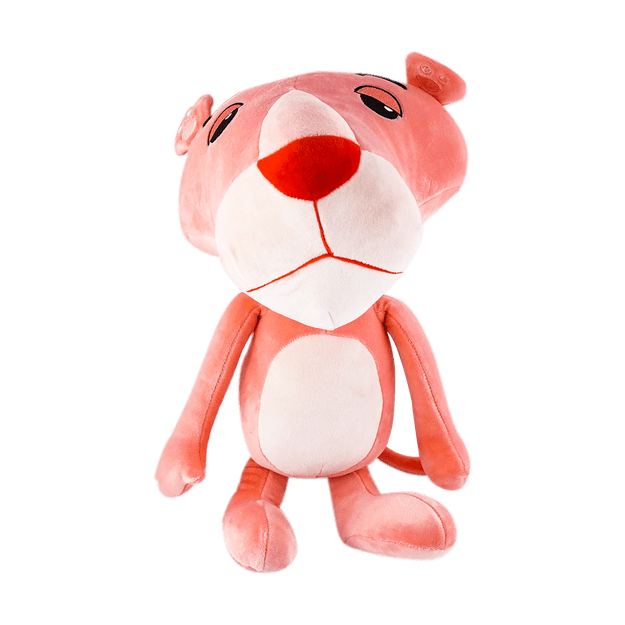 Product Detail - Miniso The Pink Panther Cute Plush Toy Pink - image 0