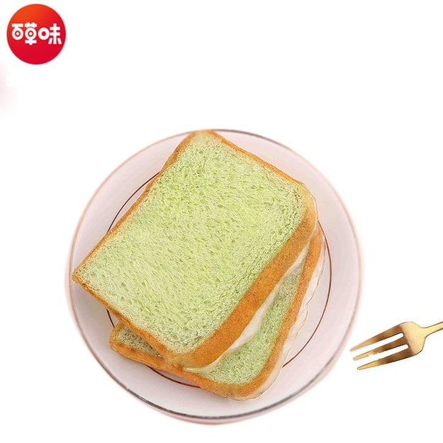 BE&CHEERY Cake sandwich hand torn bread Cheese flavor 850g