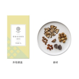 BUYDEEM Dried Pear Slice and Fig 119g