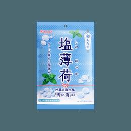 日本KASUGAI春日井 盐薄荷糖 78g