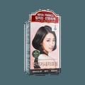 韩国RYO吕 染白发染发剂 自然黑棕色 色号3N 120g