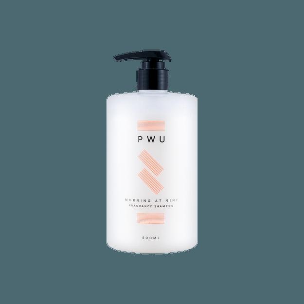 商品详情 - PWU朴物大美 香氛柔顺洗发水 500ml - image  0