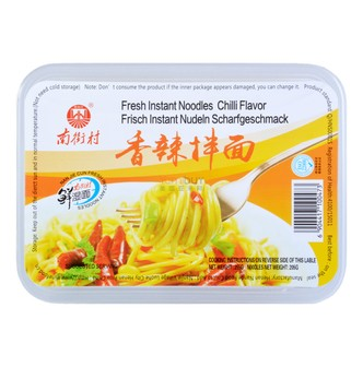 NANJIECUN Instant Noodle Hot Flavor 255g