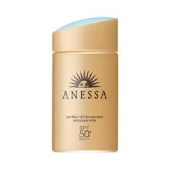 SHISEIDO Anessa PerfectUV Skin Care Milk SPF50+・PA++++ 60ml