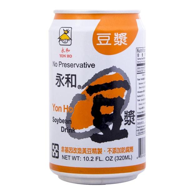 商品详情 - 台湾永和 豆浆 无防腐剂 320ml - image  0