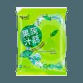 台湾吃果籽 芭乐果汁蒟蒻果冻 番石榴味 312g