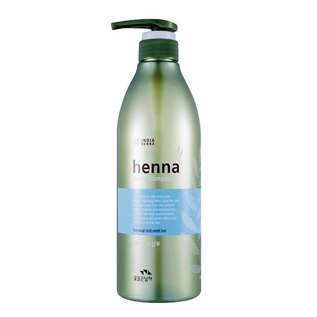 Product Detail - SOMANG  Henna Treatment Hair Shampoo 730ml - image 0